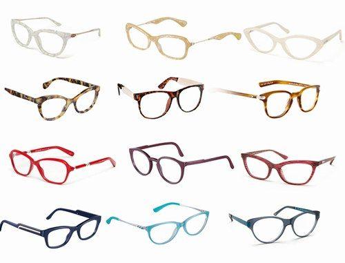 Collezione 2011 occhiali da vista Police