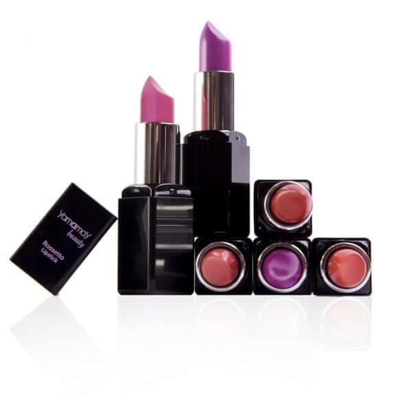 Vivaci colori fashion per i nuovi smalti e rossetti Yamamay Beauty!