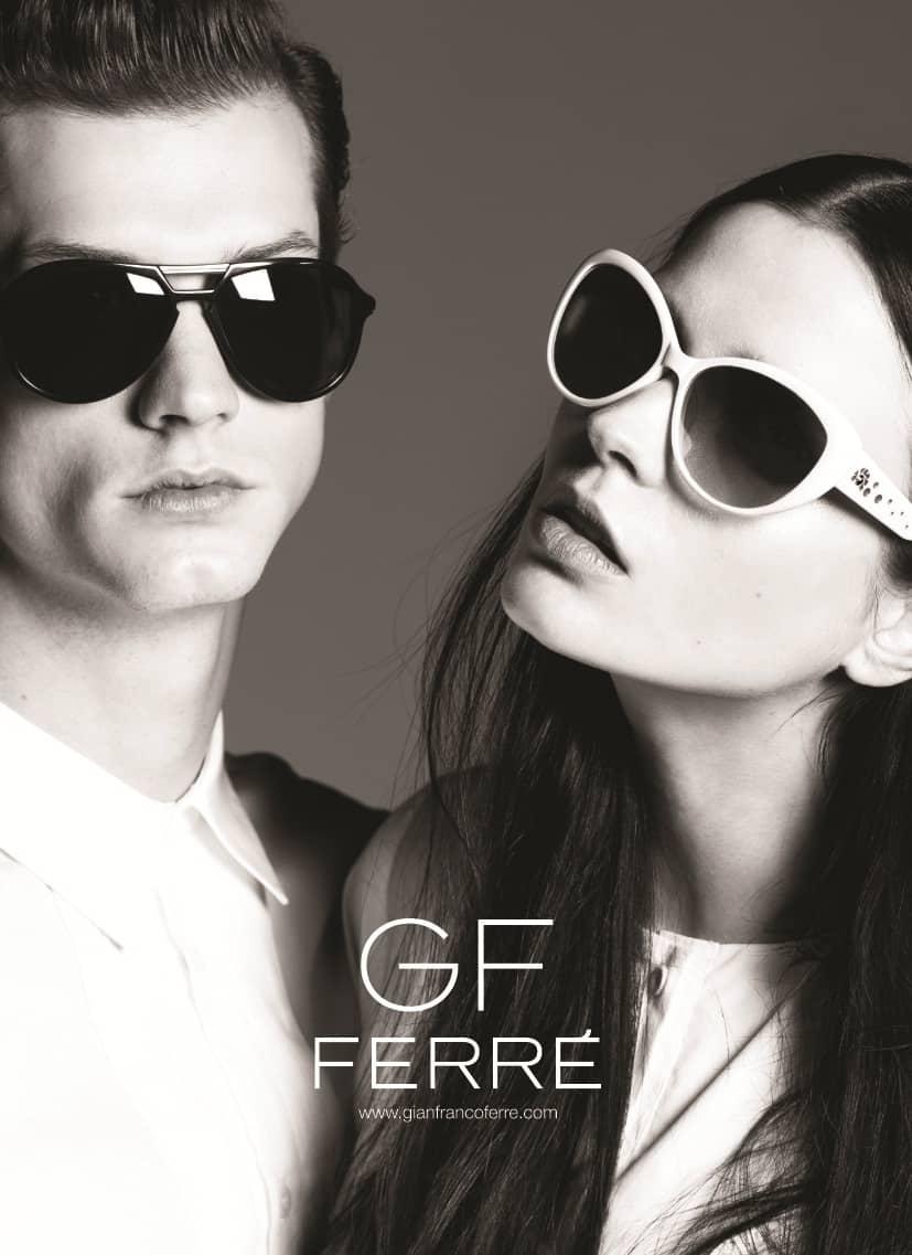 GF Ferré, i nuovi occhiali estivi