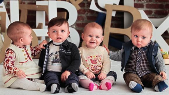 Chicco collezione moda autunno inverno per bimbi di tutte l