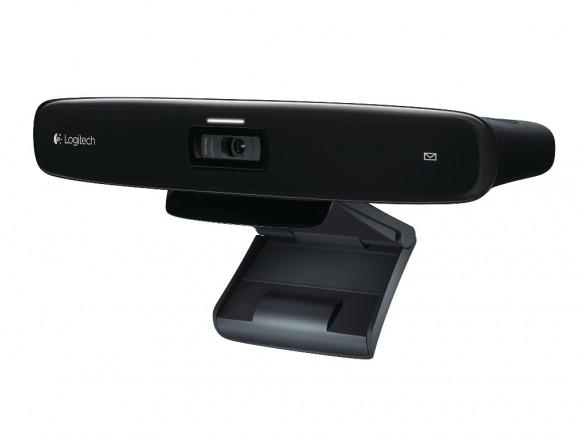 Video chat in tv in alta definizione con logitech tv cam for Definizione camera