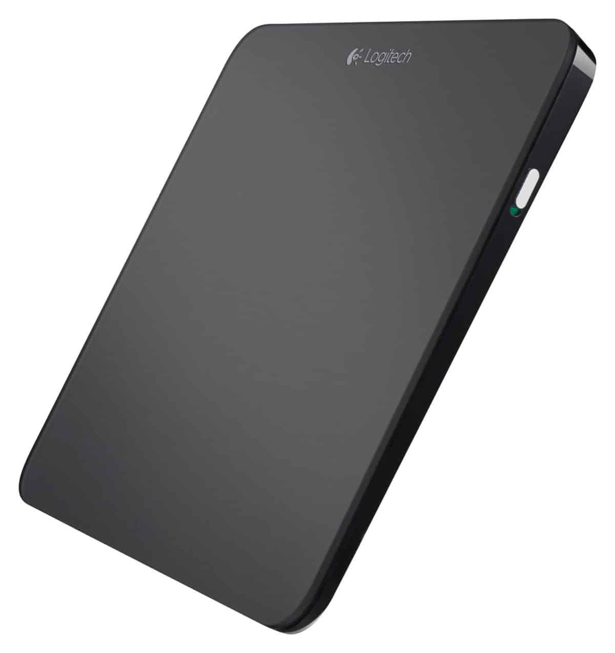 Logitech Wireless Rechargeable Touchpad T650: perfetto per l'interfaccia touch di Windows 8