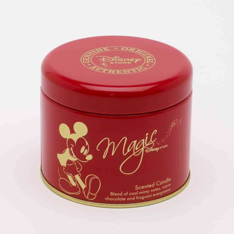 Il profumo del Natale con la fragranza Magic. Nei Disney Store
