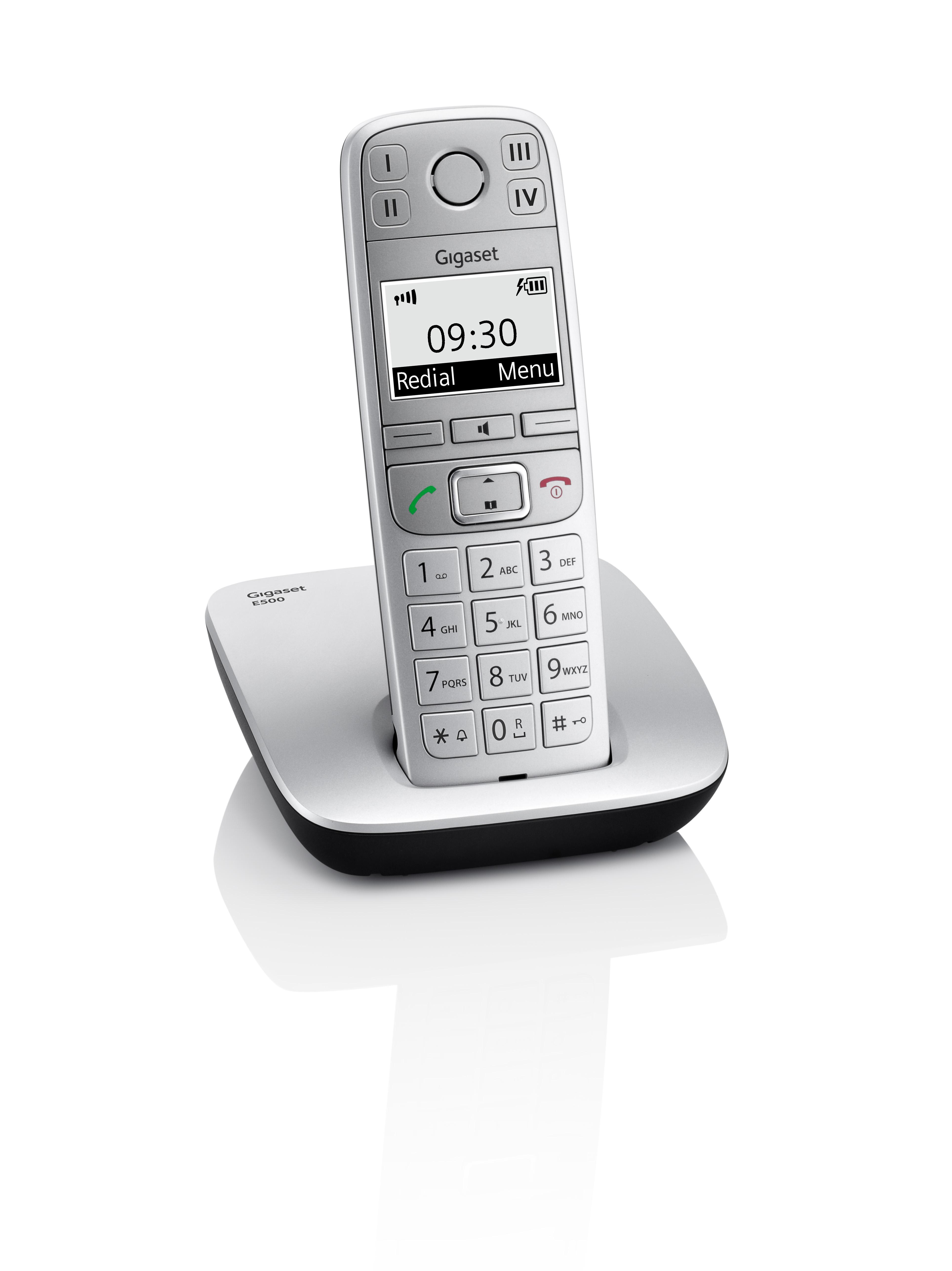 Gigaset telefoni cordless dedicati ai meno giovani le - Telefoni cordless design ...
