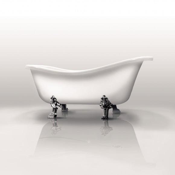 Bagno classico o moderno con galassia c 39 solo l - Sognare vasca da bagno ...