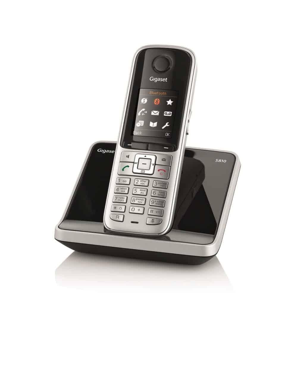 Gigaset S810 il telefono con Bluethoot funzionale e professionale