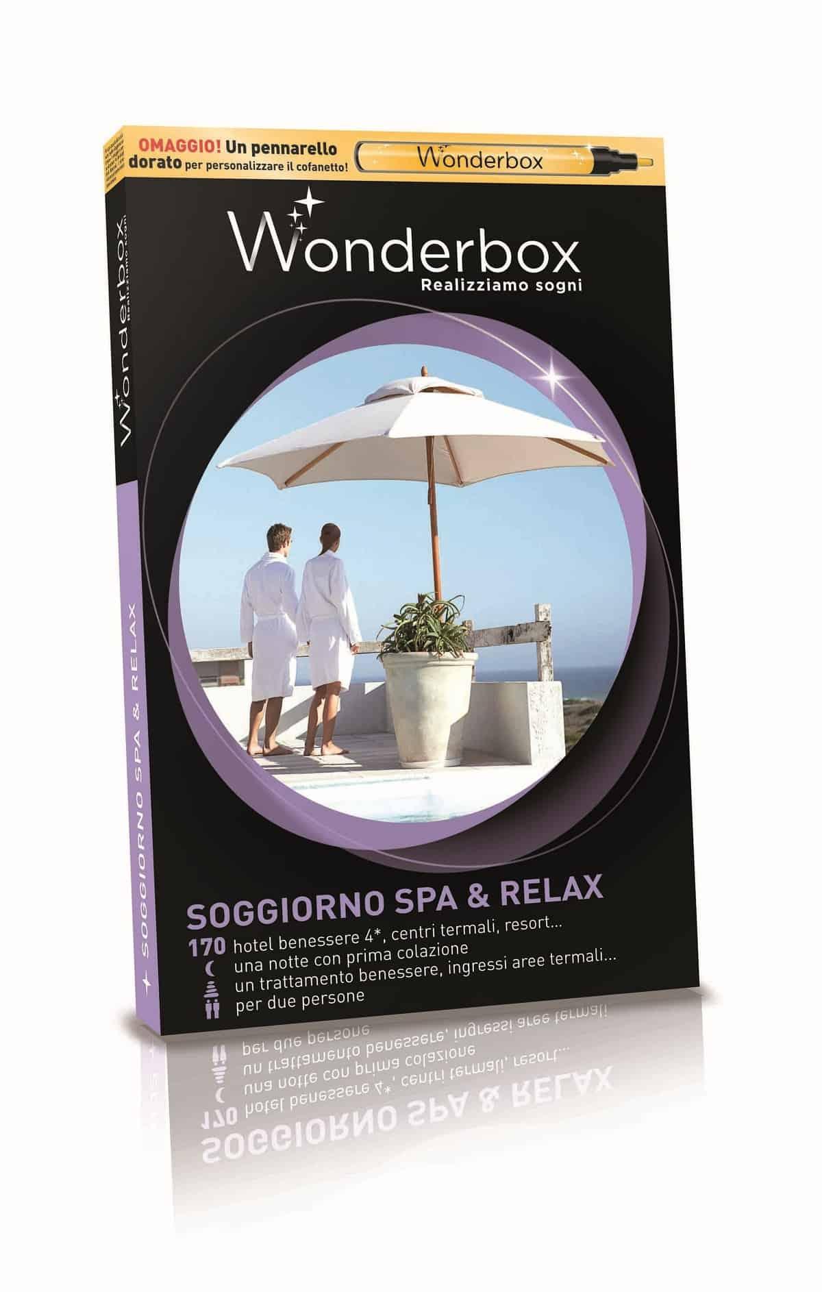 Scrivi la tua dedica personalizzata sul cofanetto Wonderbox ! - Le ...