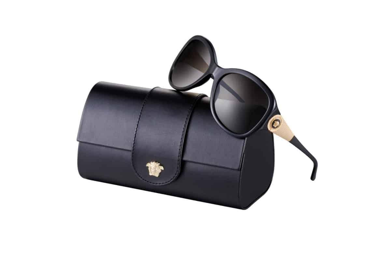 Crystal Medusa special project: occhiali da sole e da vista firmati Versace
