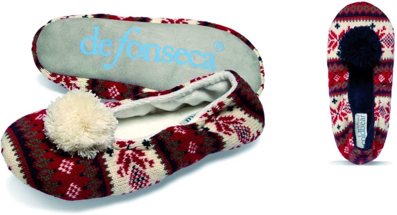 Regalare delle pantofole per Natale? sì, se sono di tendenza come quelle di De Fonseca!