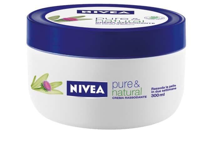 Da Nivea la linea per il corpo LINEA NIVEA PURE & NATURAL