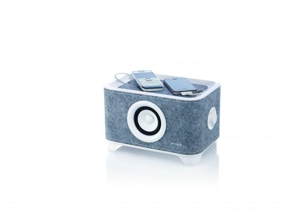 Troy by sonoro il sistema audio presentato da tecnostyle - Interruttore sonoro ...