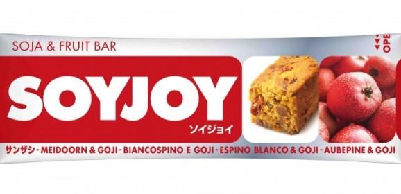SOYJOY , uno snack a base di frutta sfizioso e salutare
