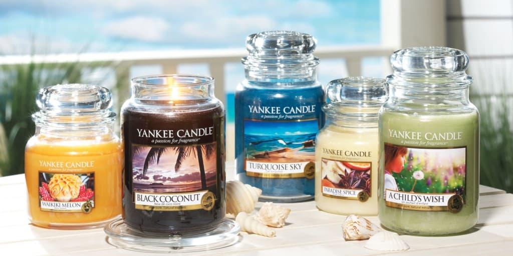Primavera ai tropici con Yankee Candle®