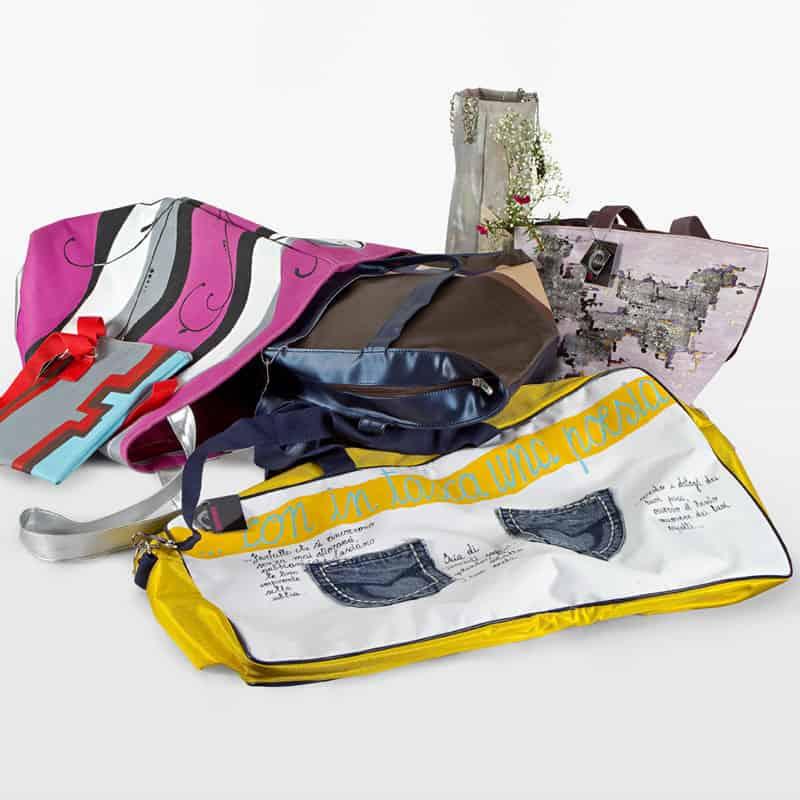 Personalizzare la propria borsa come si vuole? Con Arte Addosso la vostra bag è unica ed originale!