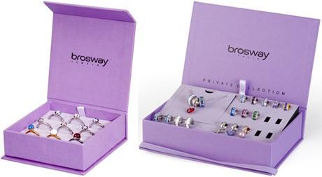 BROSWAY PRIVATE COLLECTION, due speciali cofanetti per tenere in ordine i vostri gioielli