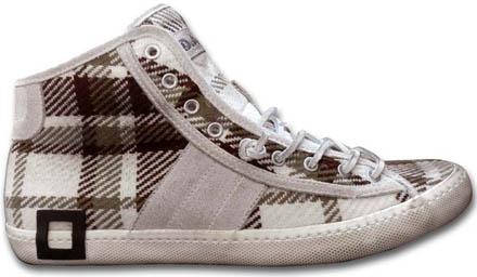 SNEAKER D.A.T.E.: una scarpa originale tutta Made in Italy per l'inverno 2013-2014