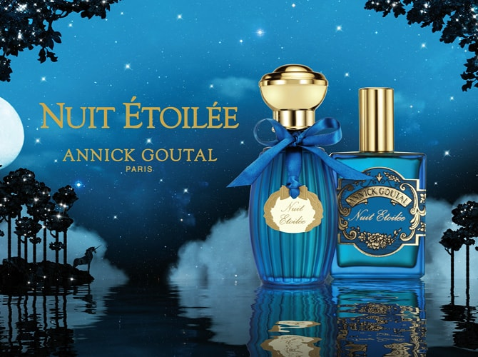 Nuit Etoilée, il nuovo profumo di Annick Goutal che fa sognare