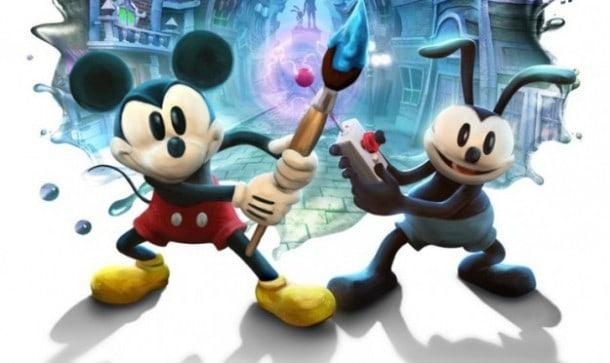 Disney Epic Mickey 2: Topolino e Oswald ritornano nel nuovo videogioco musicale che farà impazzire tutti i bambini!