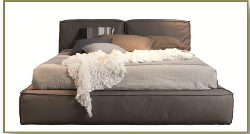 VOGUE il letto DoimoDesign comodo ed elegante