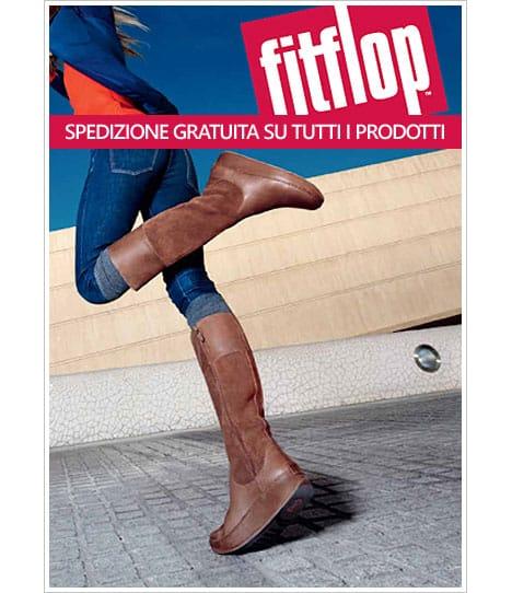 Sentitevi con le ali ai piedi, con le nuove FitFlop!