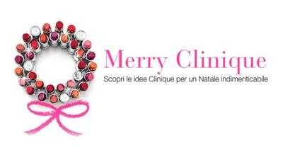 Merry Clinique: come far felici i nostri cari con regali beauty