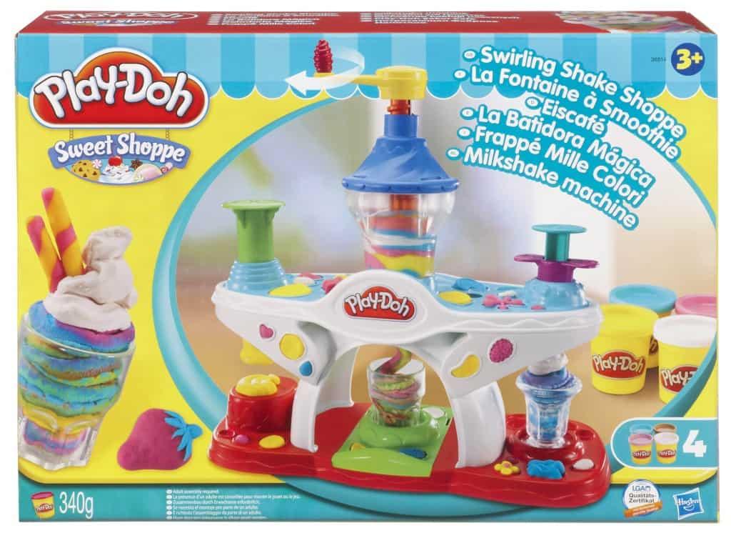 Tanti giochi divertenti e creativi da PLAY-DOH