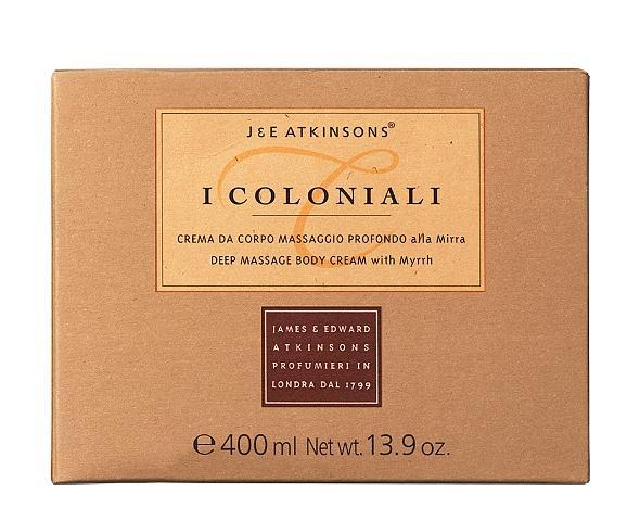 Essenza di preziosa mirra nei prodotti per il corpo de I Coloniali