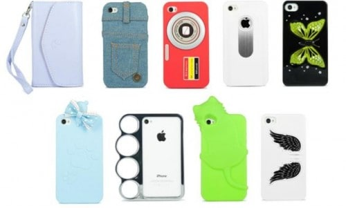 TOY COVER IPHONE4/4S by VaVeliero