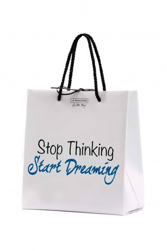 Shopper o borse? sono le nuove Sa.Bo Bags di Le Pandorine!