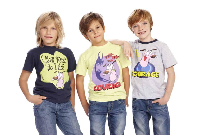 Divertente ed ironica la nuova linea di T-shirt che vede protagonista Leone Il Cane Fifone