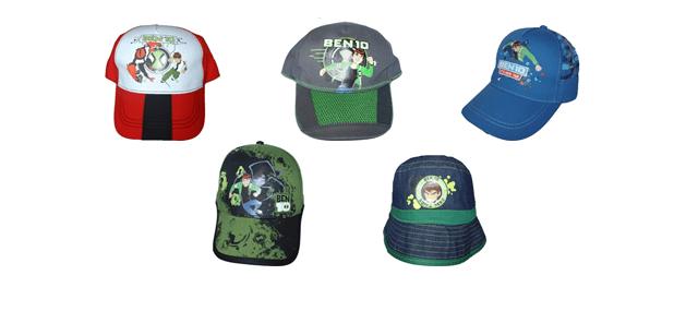 Il Cappellino di Ben 10 per la primavera 2013