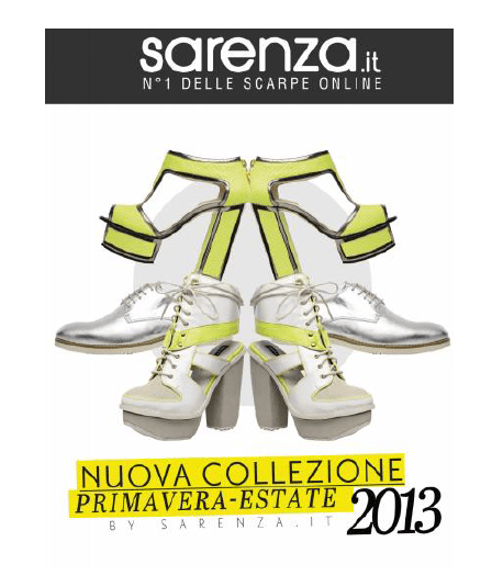 Sarenza, il sito di scarpe dove trovi tutti i modelli che vuoi!