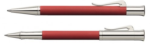 Con una penna della linea Guilloche di GRAF von FABER-CASTELL il SAN VALENTINO sarà di classe!