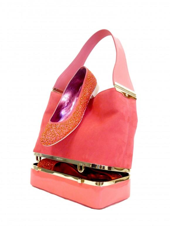 Anastasia, la secret bag di Baldinini in limited edition