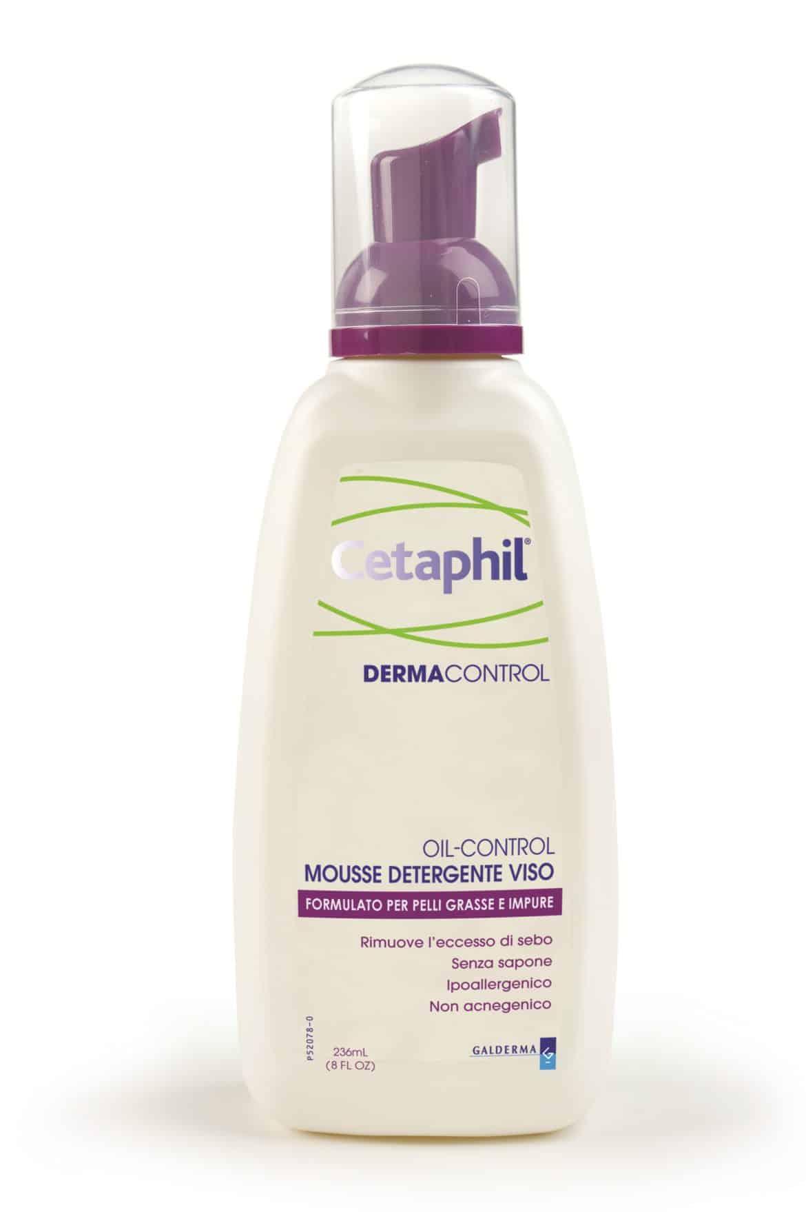 Linea Cetaphil: per dare alla pelle acneica la giusta idratazione