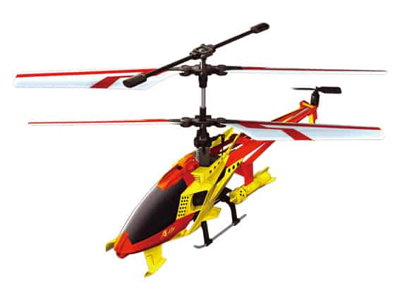Con i colorati elicotteri radiocomandati di Hover Champs le sfide non finiscono mai!