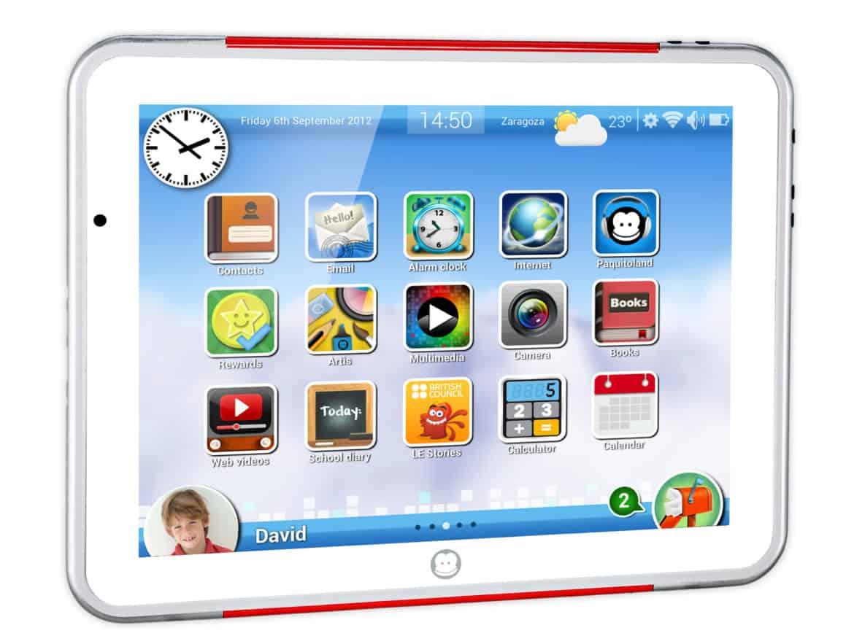 Apprendere e giocare con Superpaquito, il tablet per bambini!