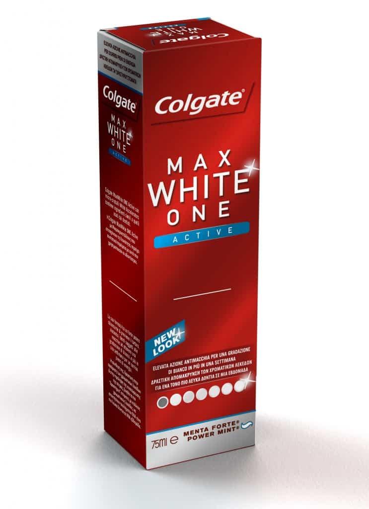 Con Colgate MaxWhite One un San Valentino con un sorriso bianchissimo!