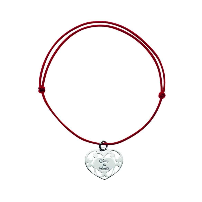 Stroili Oro e Chicco insieme per San Valentino: un cuore gioiello a sostegno di Ai.Bi