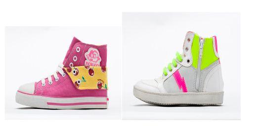 Fiorucci Youngwear propone sneakers primaverili dai dettagli sfiziosi che fanno la differenza