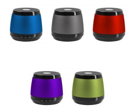 """Speaker Jam di HMDX: la musica si veste di colori """"gustosi"""" con HoMedics"""