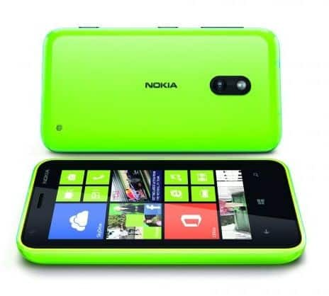 Il nuovo Nokia Lumia 620 in vendita in Italia