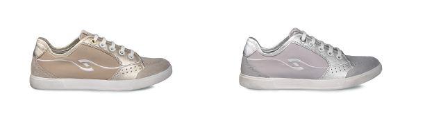 Pelle laminata, satin e camoscio: sono i materiali delle nuovissime sneakers di STONEFLY, perfette per la primavera!