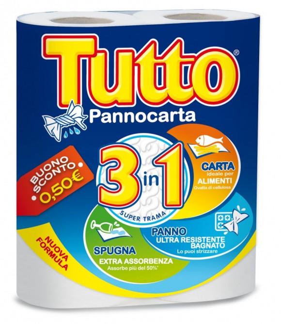 Tutto Pannocarta eletto Prodotto dell'Anno 2013