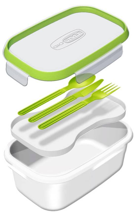 Lunch box di Gio'Style, per mangiare comodamente anche fuori casa