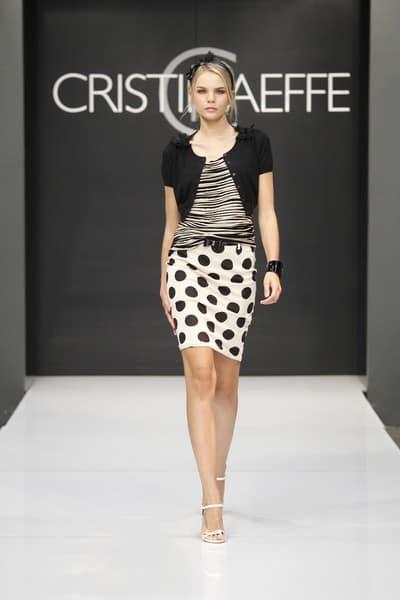 Primavera Estate 2013: nella collezione Cristinaeffe pois in versione bon ton