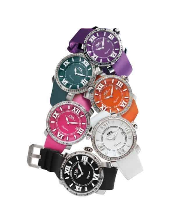 """Il """"Capriccio"""" femminile in 3D di I.T.A.: l'orologio che vi fa sentire fashion!"""