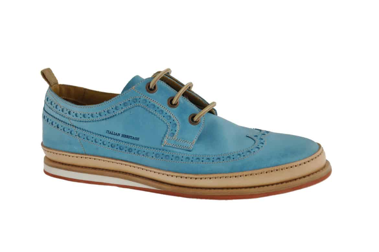 Italian Heritage: calzature di ispirazione vintage, rigorosamente made in Italy