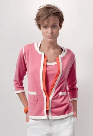 Colore, colore, colore nella collezione Taviani per la P/E 2013