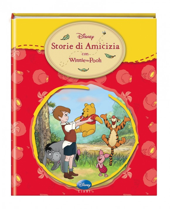 Winnie the Pooh protagonista di tanti libri, ma anche di apps ed ibooks